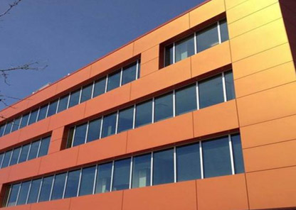 A2 FR Core Aluminum Composite Panels