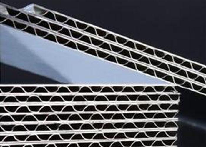 Aluminum Corrugated Panels
