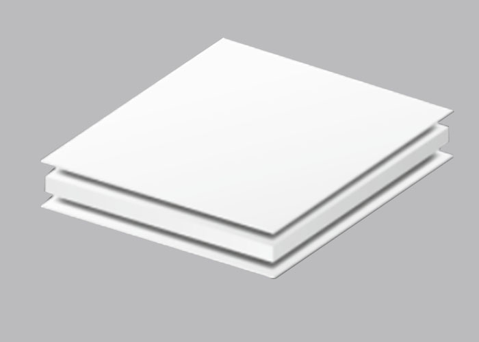 Aluminum Foamed PVC Composite Panel