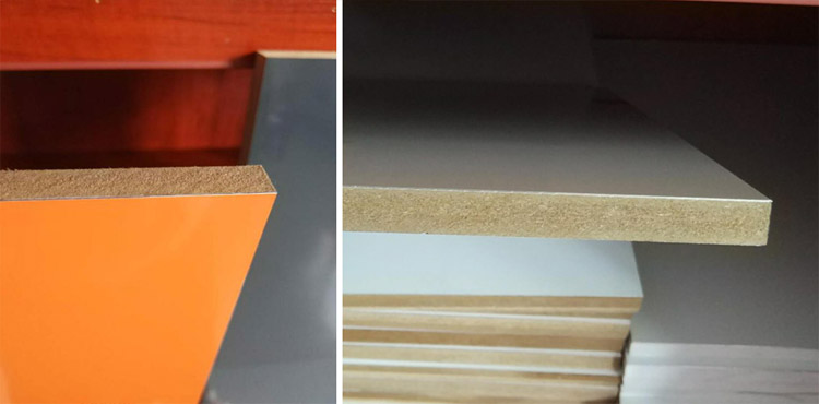 Aluminum MDF Composite Panel