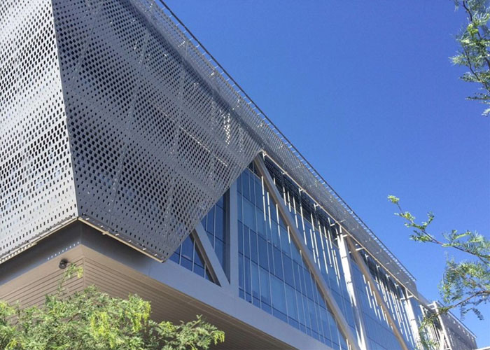 Perforated Metal Sheets Compsite Panel Composite