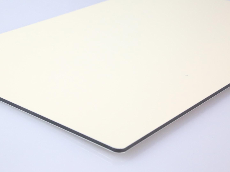 Identification of Aluminum Composite Panel
