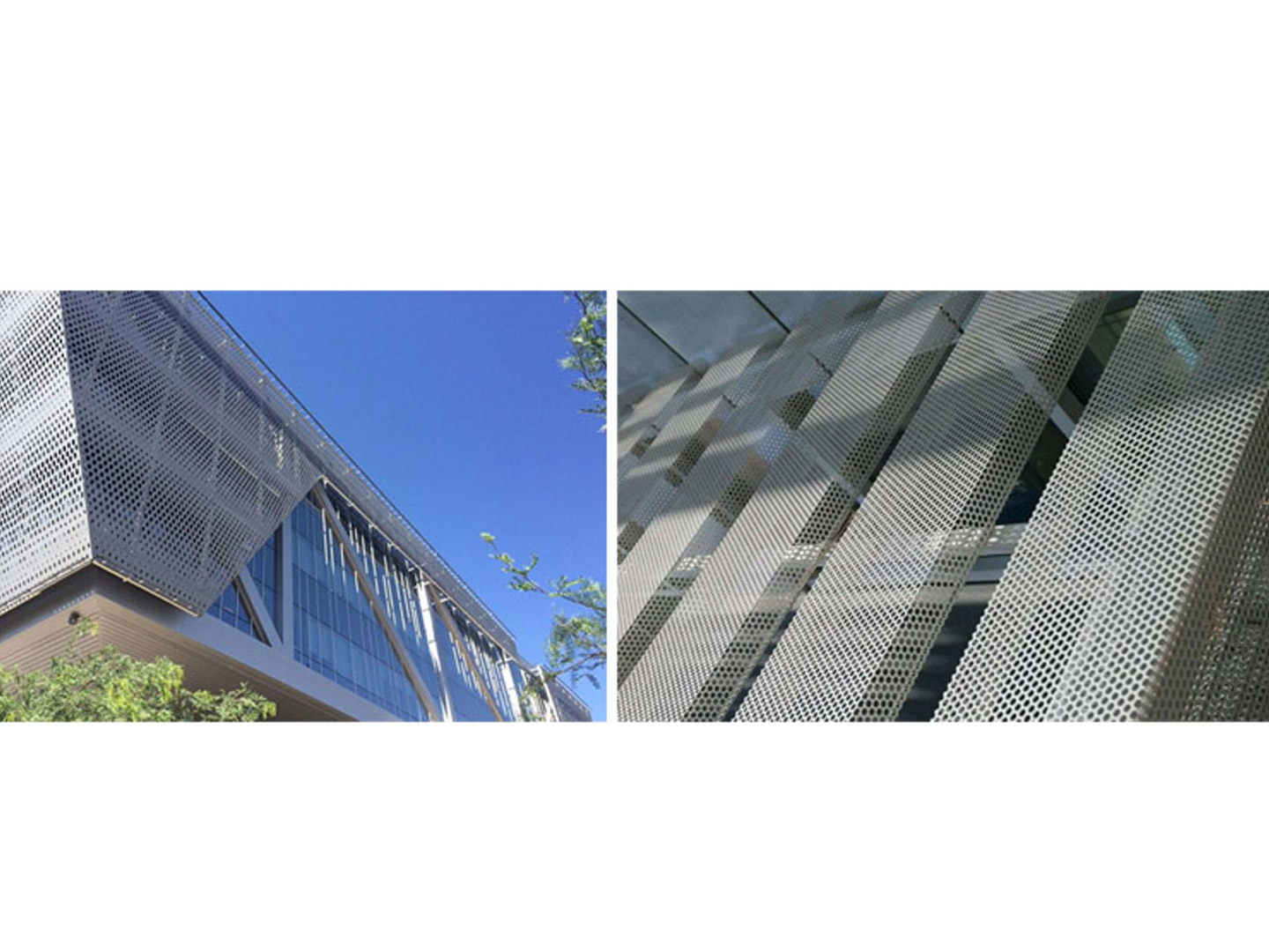What are the Precautions for Perforated Metal Sheets Curtain Wall?